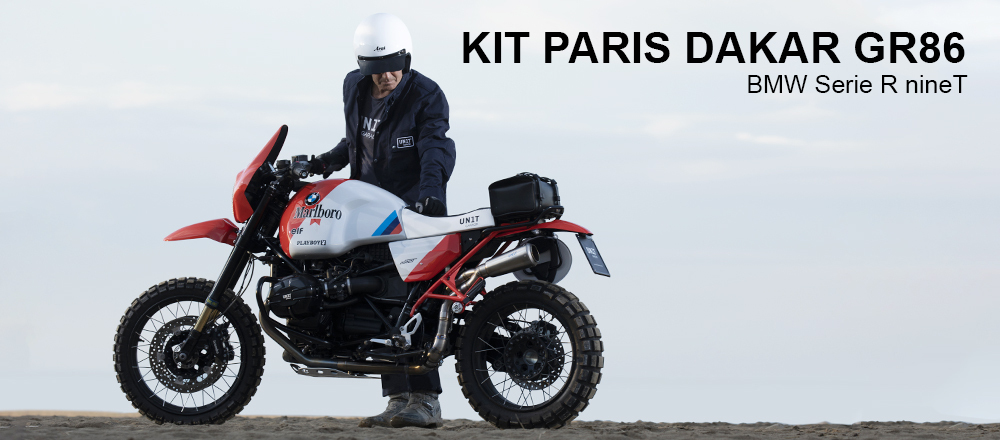 PARIS DAKAR GR86