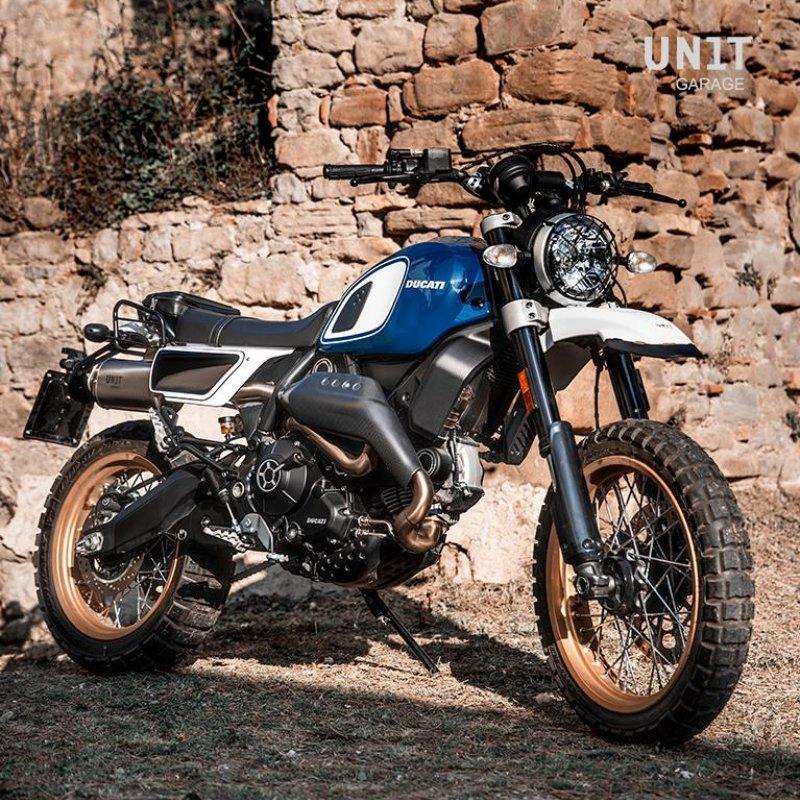 Ducati Scrambler-Desert Sled