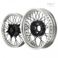 Ruedas STS Tubeless Complete R1200 GS Silver
