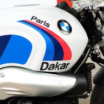 Pegatinas de automovilismo PARIS DAKAR