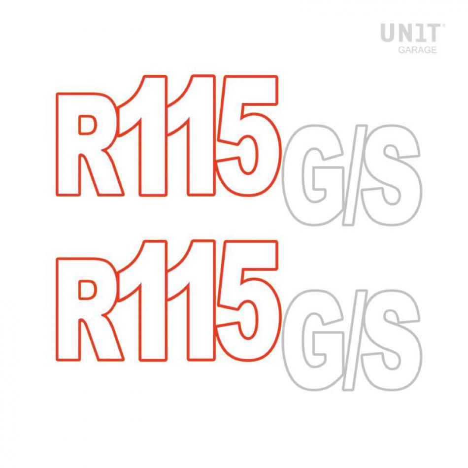 Pegatinas R115 GS