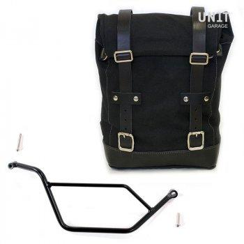 Bolsa lateral de lona + Bmw GS 850/1100/1150 y marco ADV