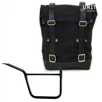 Lona de maletero lateral + subchasis derecho Pan America 1250