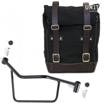 Bolsa lateral de lona + marco R 1200 D LC DX