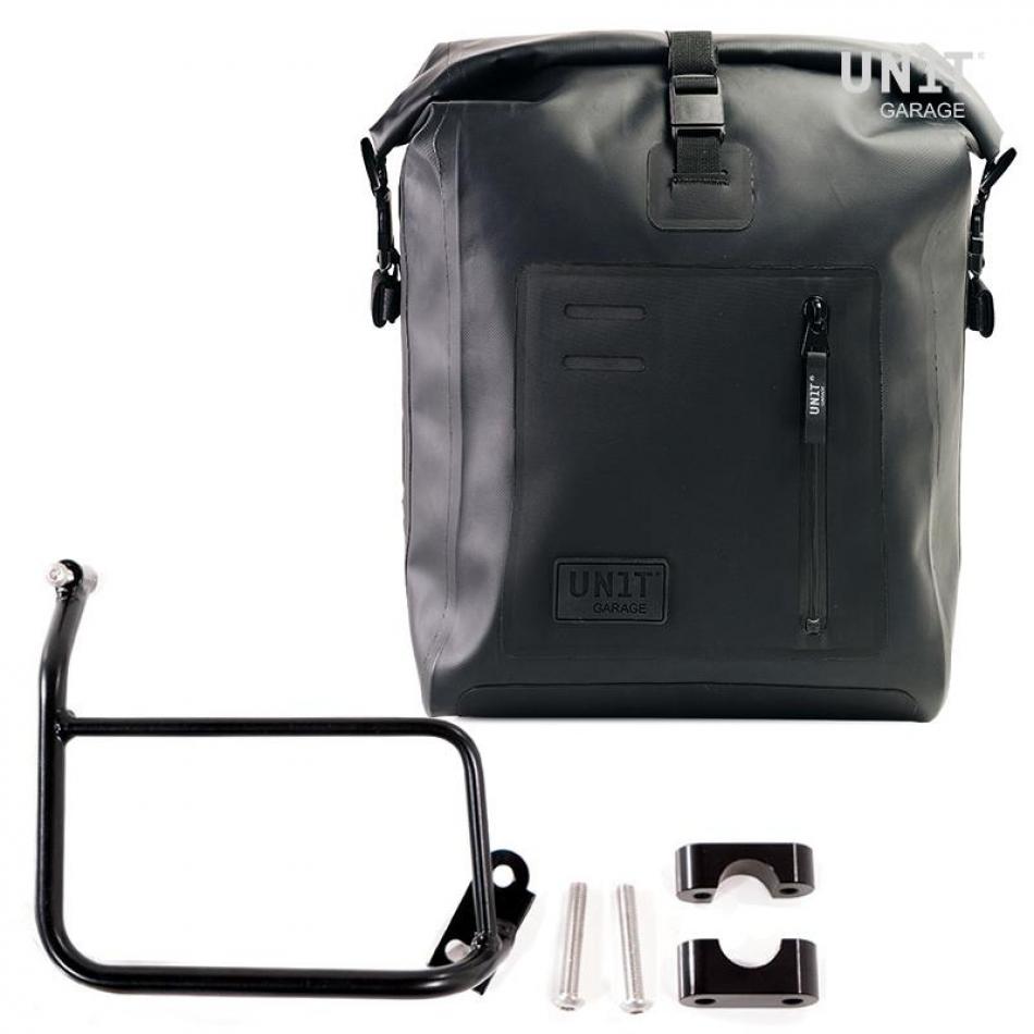 Bolsa lateral Khali TPU + marco R1200 GS