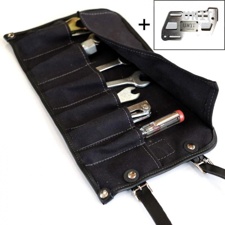 Bolsa de herramientas con soporte