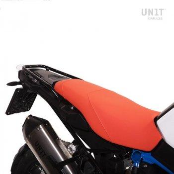 Funda de silla Rallye de color naranja