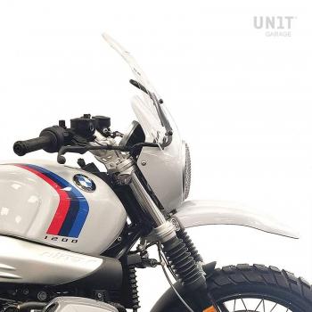 Parabrisas con soporte GPS para Triumph 1200 XC-XE