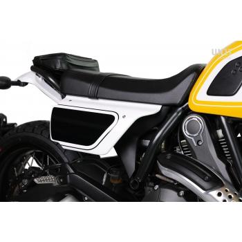 Kits de Ducati laterales Ducati Fuoriluogo para silenciador bajo