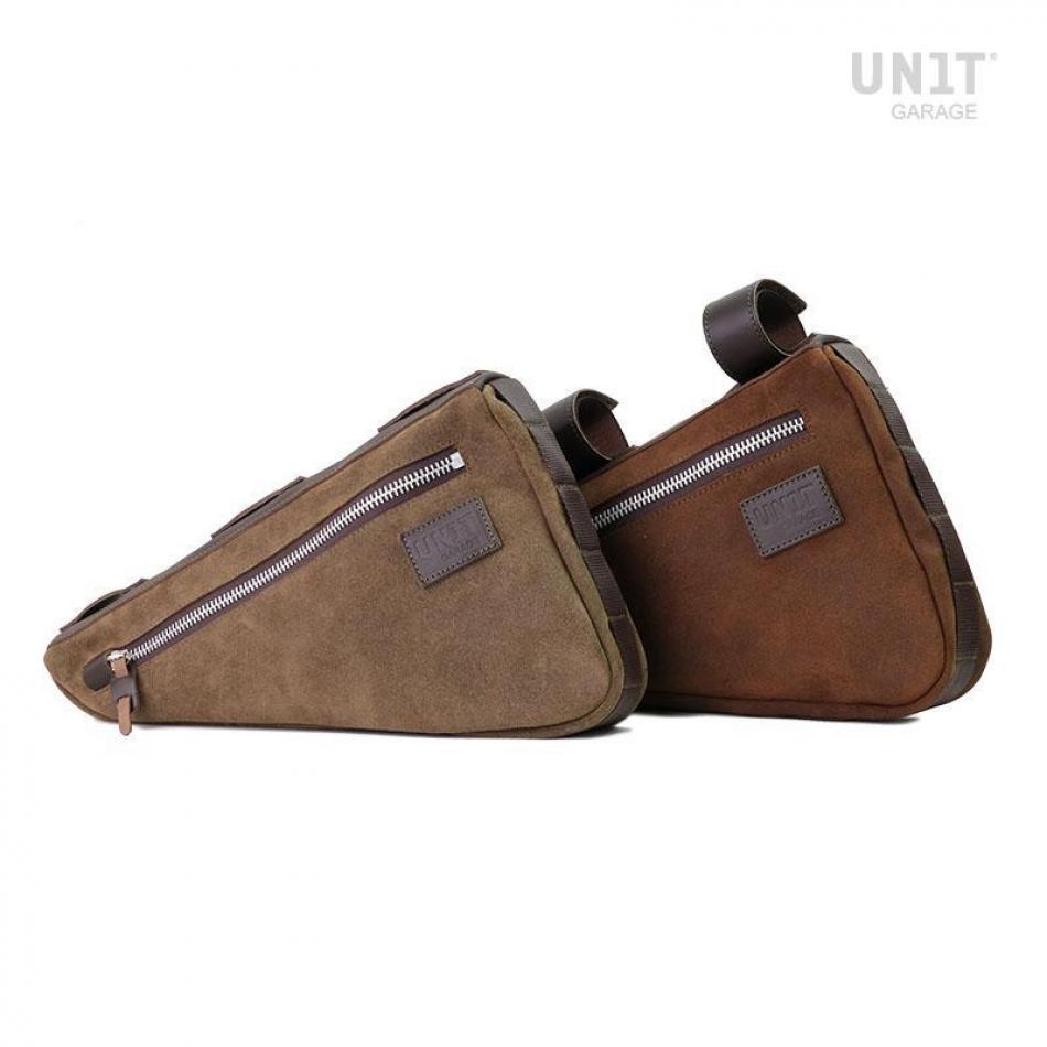 Frame Pack Serraje de cuero