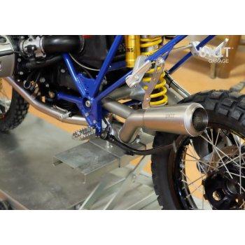 Kit completo HP2 de acero inoxidable