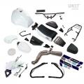 Kit NineT PARIS DAKAR HA83 con accesorios