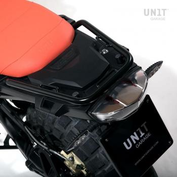 Manija trasera para silla de montar Rallye