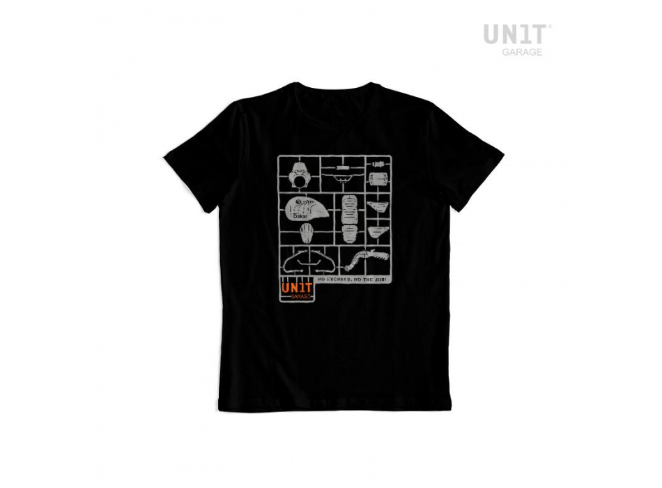 Camiseta sin excusas 031