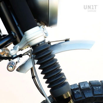 Guardabarros de aluminio nineT Urban GS