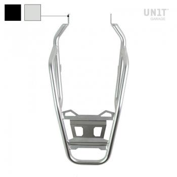Portaequipajes trasero con agarraderas para pasajeros Triumph 1200 XC y XE