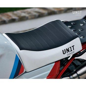 Kit asiento individual nineT Paris Dakar en Sky