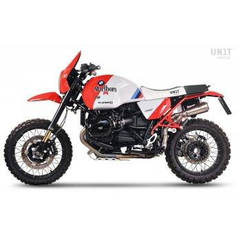 Kit de asiento de pasajero Paris Dakar GR86