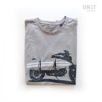 Camiseta Grey Garage Unit
