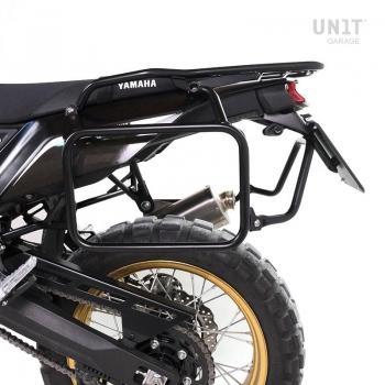Bastidores de alforjas de aluminio Atlas Yamaha Ténéré 700