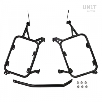 Bastidores de bolsas en aluminio R1200GS LC - R1250GS & ADV